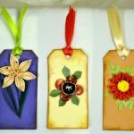 סדנת קוולינג – פרחים של האומנית אינה