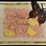 כרטיס ברכה ליום ההולדת של ריטה