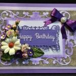 כרטיס ברכה – יום הולדת שמח לאוריטל