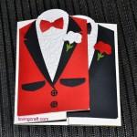 כרטיס ברכה לזוג גברים אוהבים שמתחתנים היום!