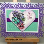 כרטיס ברכה ליום האהבה – LOVE